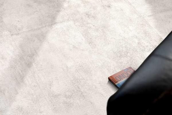 Mineralischer Designboden Dekore Stein und Stahl